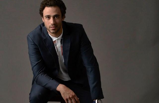 Ramy Ashour is global brand ambassador for Prince Sports.