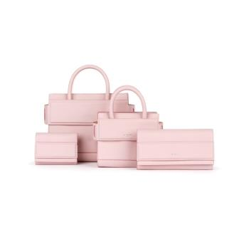 Givenchy's new Horizon series of bags and wallets in pink