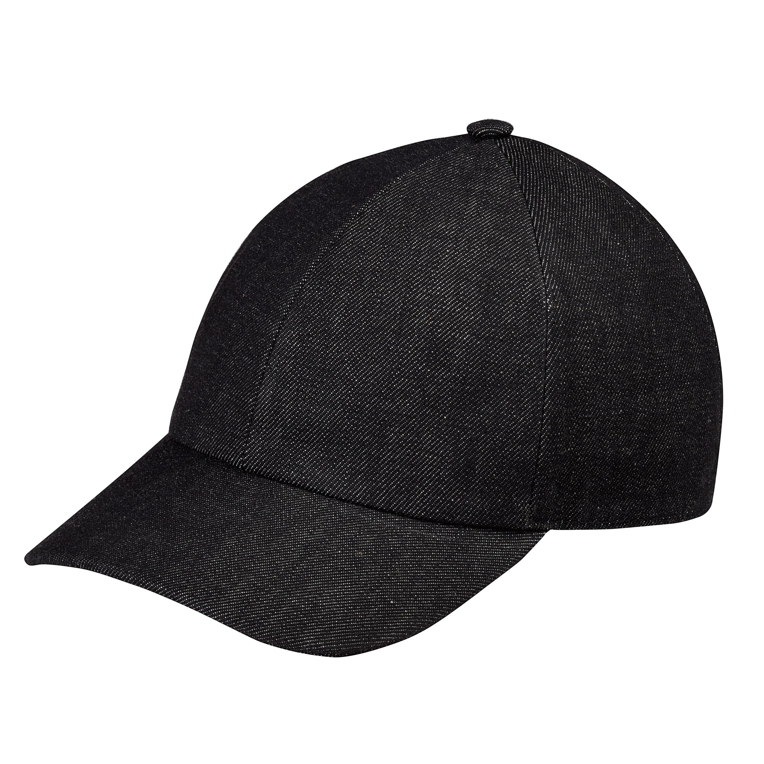 Vianel dark denim hat.