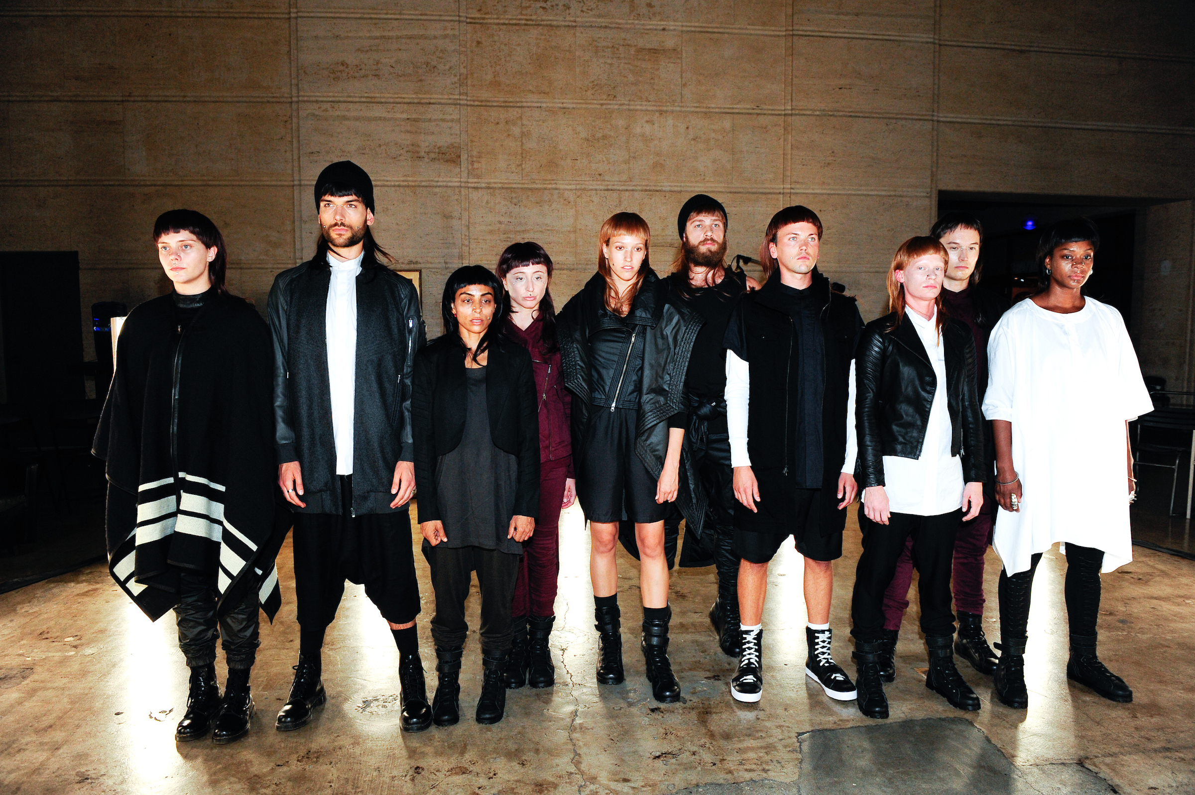 "Skingraft Fall 2016 Collection Titled ""Primal"""