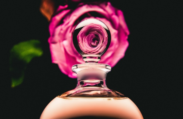 Eric Buterbaugh Florals' fragrance Sultry Rose.