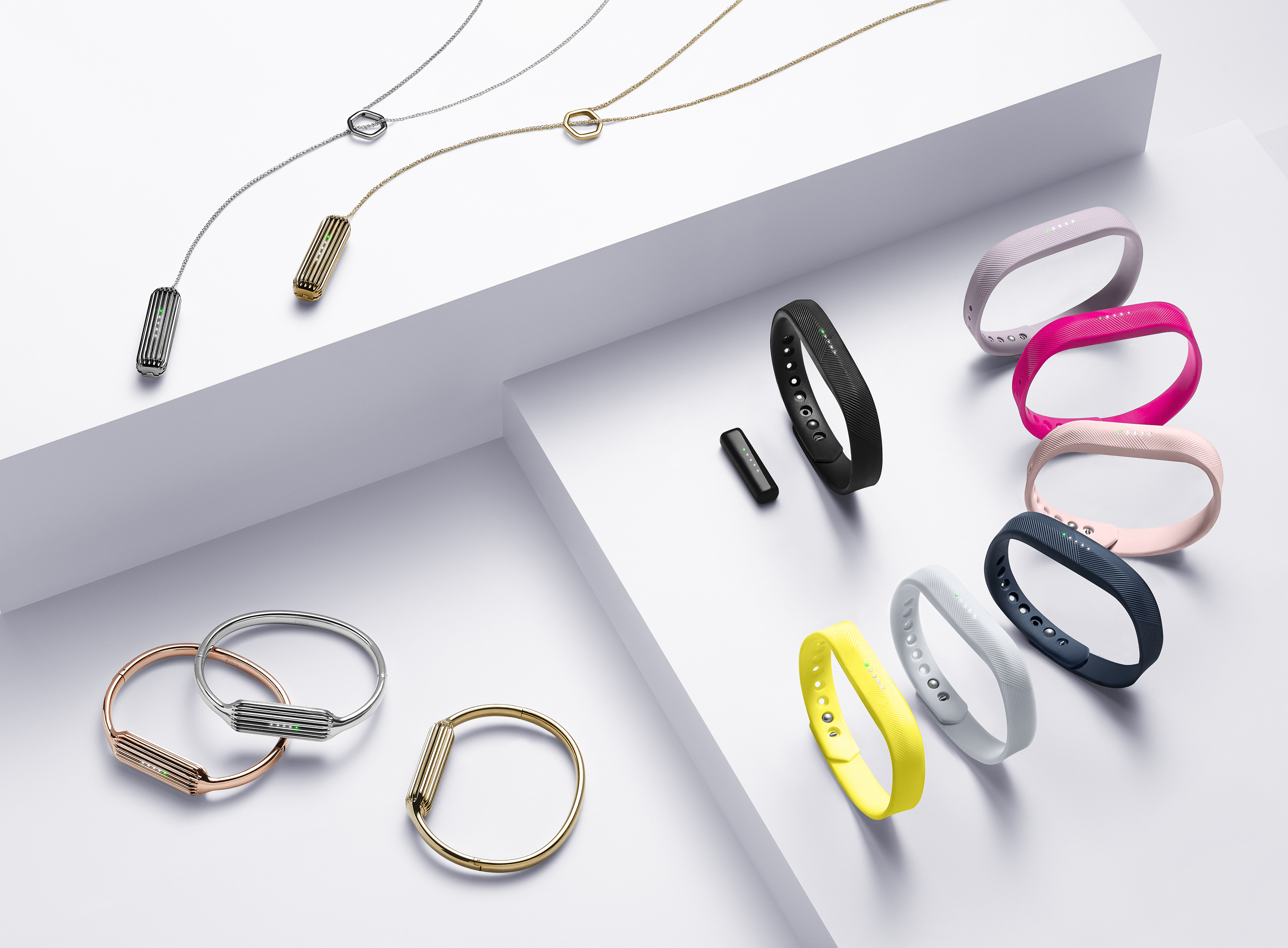 Fitbit Flex 2 offerings.