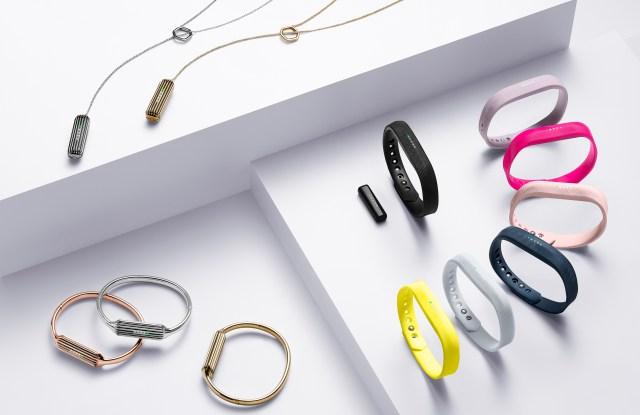 Fitbit Flex 2 offerings.