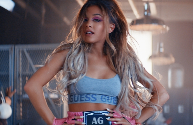 Ariana Grande Side to Side Guess Music