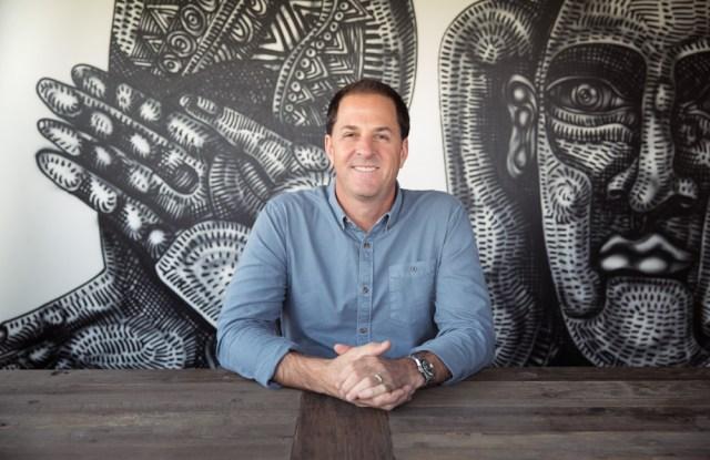 Vans global brand president Doug Palladini