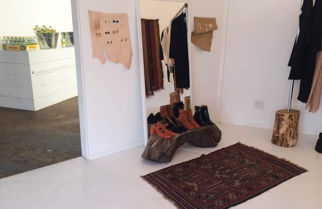 Objects Without Meaning at 1317 Palmetto St. in downtown Los Angeles.