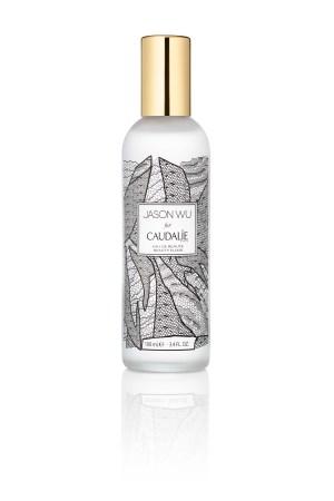 Jason Wu designed a limited-edition bottle for Caudalie's best-selling Beauty Elixir.
