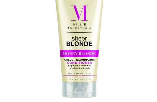 John Frieda x Millie Mackintosh shampoo