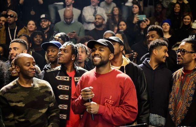 Kanye West Fall 2016 Yeezy runway show