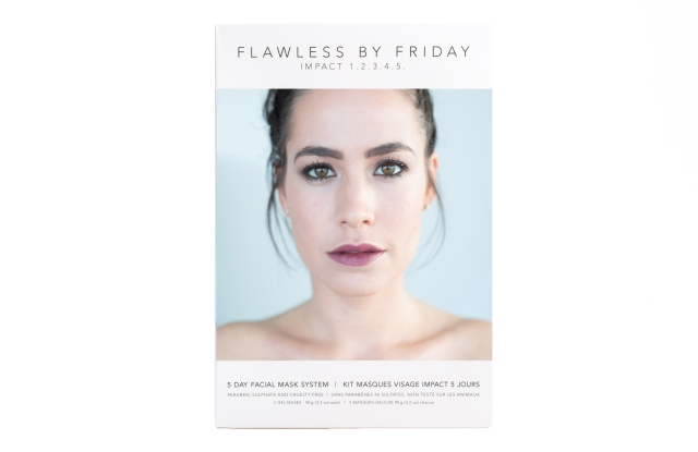 Flawless by Friday 5 Day Detox Facial System.