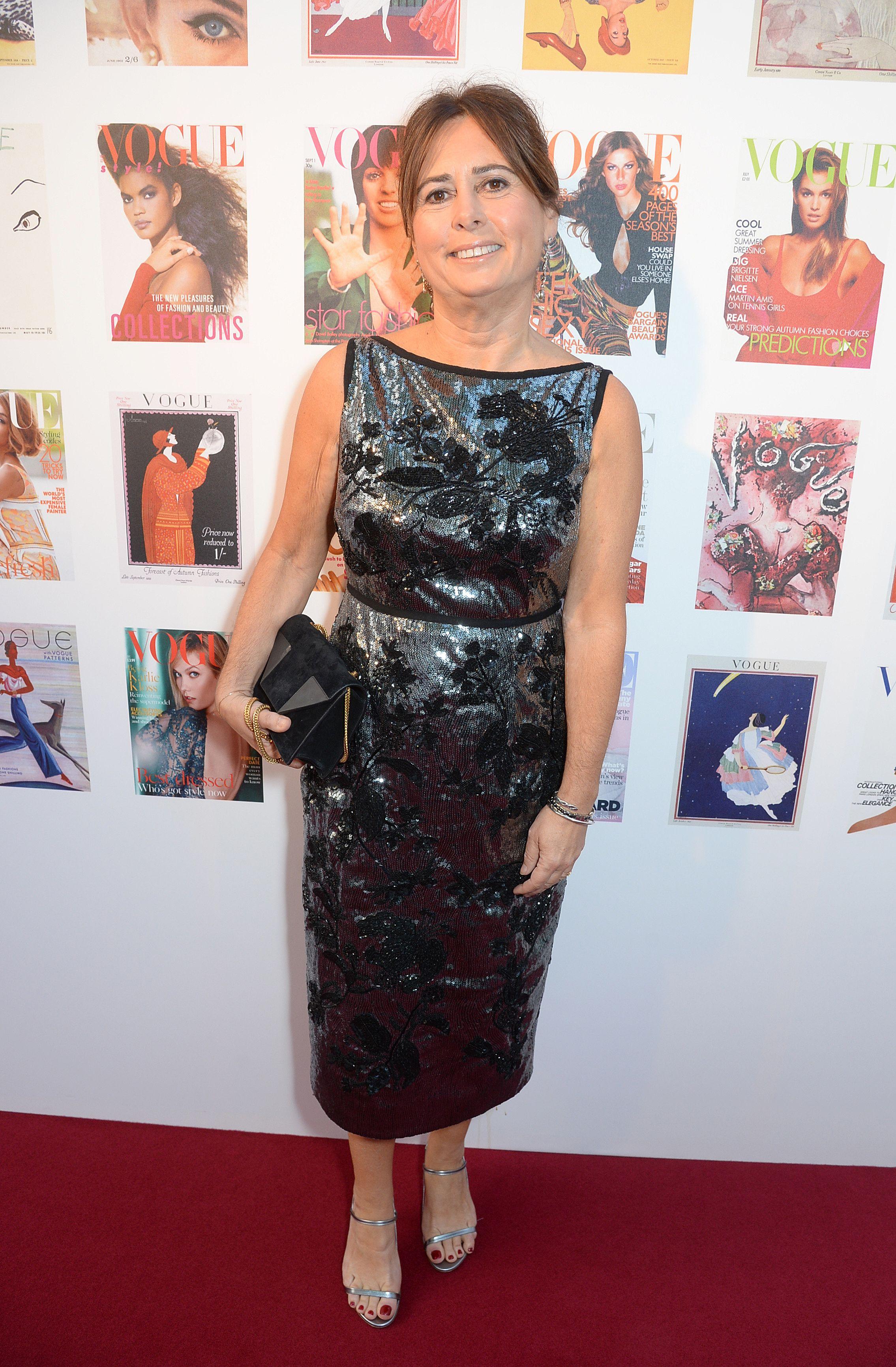 Alexandra Shulman British Vogue