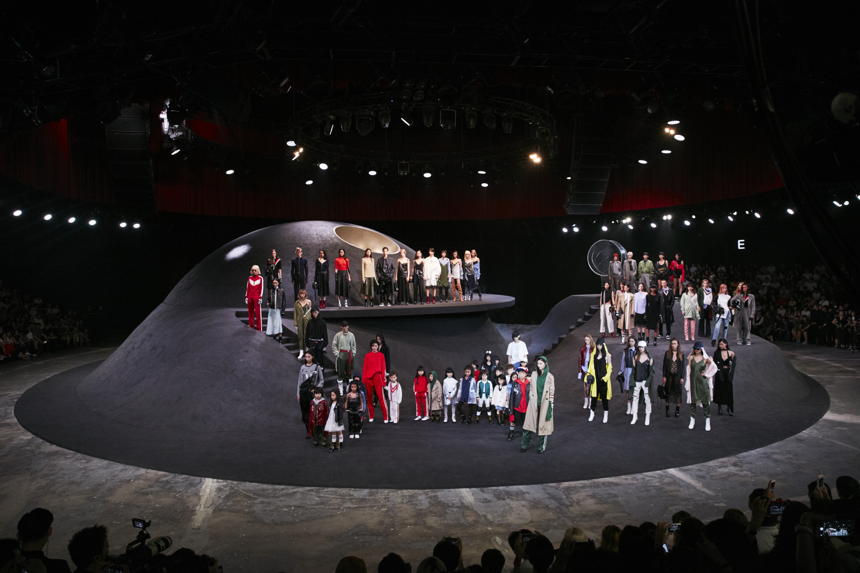 The Mo & Co. fashion show