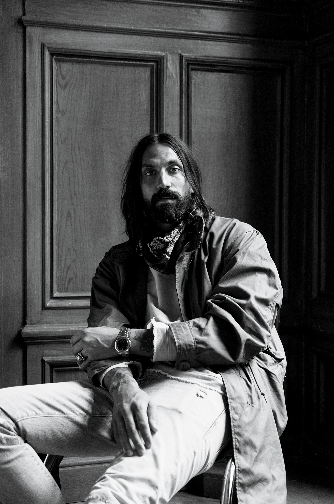 Ben Gorham Marks Byredo's 10th Anniversary With Mystery Scent