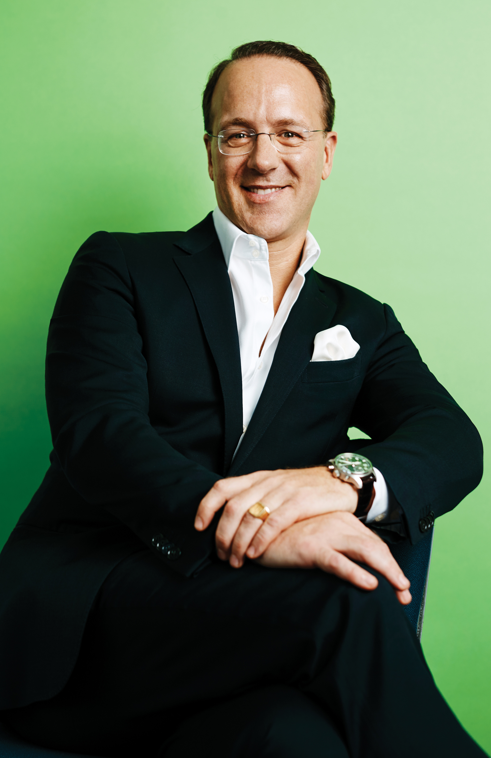 """Title: Estée Lauder: Global President, The Estée Lauder Companies Inc.  -  Prior Role: Origins & Darphin, Global President,  January 2016 to June 2016  -  Definition of Success: """"The interaction with my team…I am proud to create an unexpected connection between people, between functions, between markets."""""""