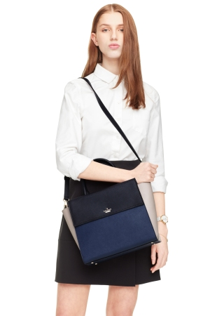 A handbag from Kate Spade's Cameron Street collection.