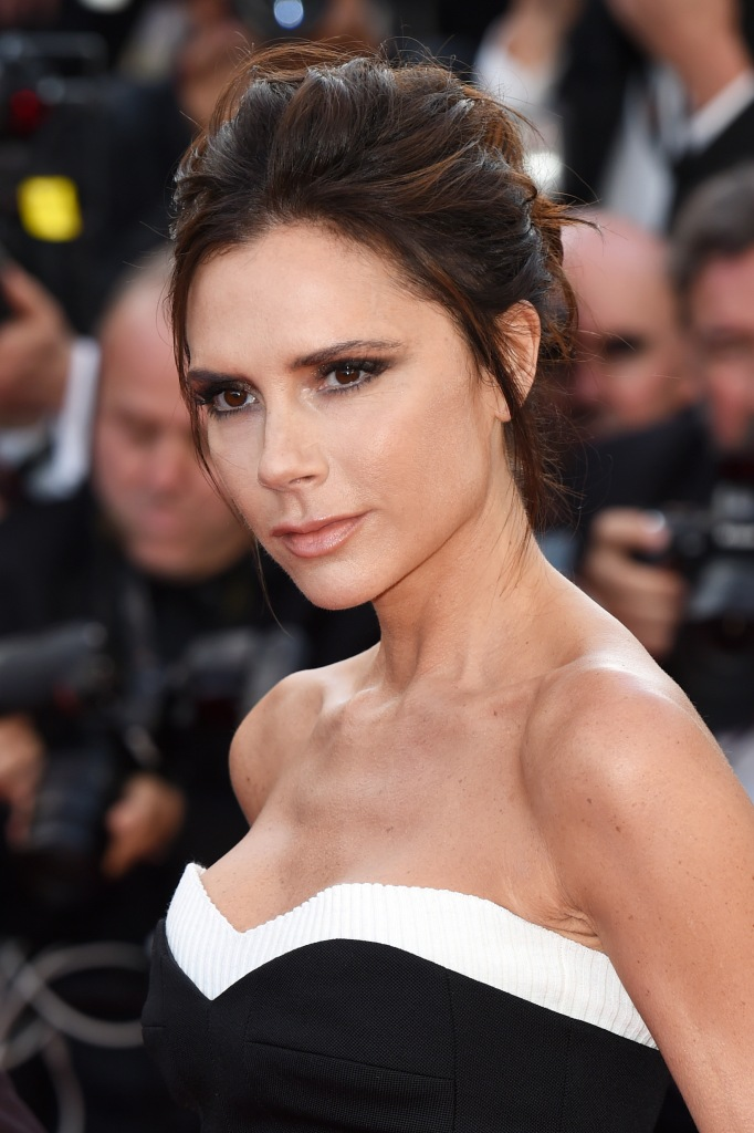 Victoria Beckham at Cannes Film Festival.