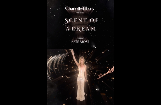 Stills from Charlotte Tilbury's 360-degree the Scent of a Dream virtual reality film.