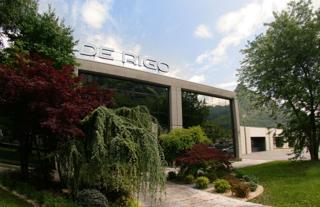 De Rigo Headquarters in Italy