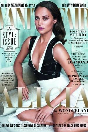 Vanity Fair's September 2016 Style Issue