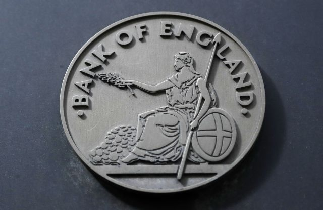 The Bank of England left rates on hold today.