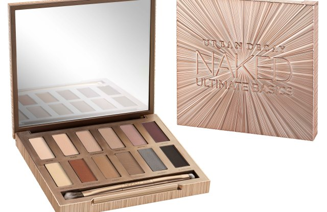 Urban Decay's Naked Ultimate Basics palette.