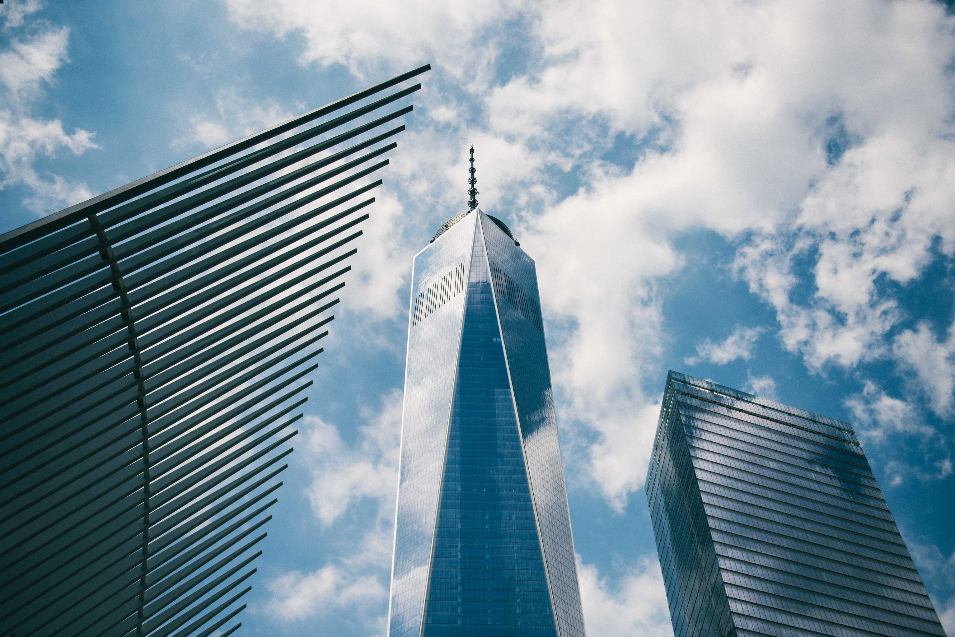 Condé Nast headquarters, One World Trade