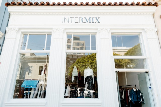 Intermix San Francisco