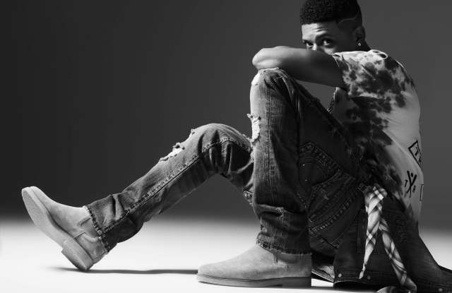 """Bryshere Y. Gray in True Religion's """"This Is True"""" Campaign"""