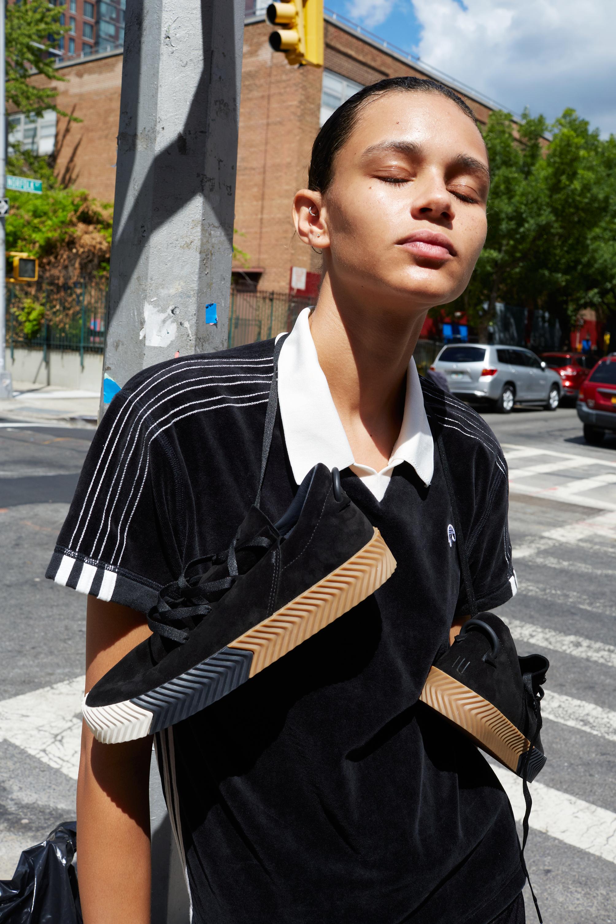 Prestigioso mientras tanto soplo  Alexander Wang x Adidas: Photos of the Entire Collection – WWD