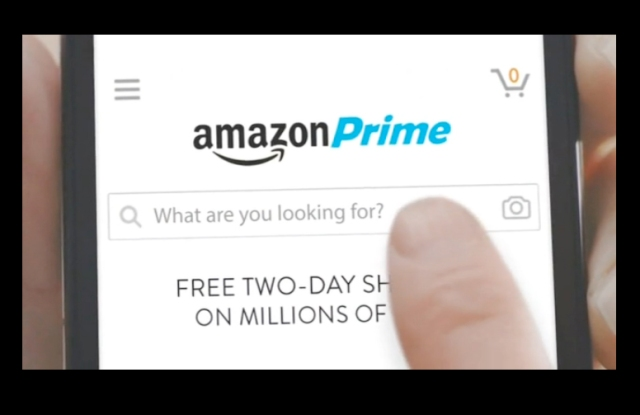 Amazon's Prime service