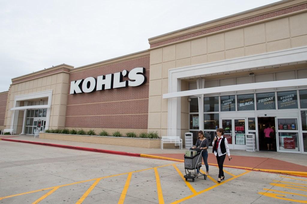 kohl's holiday seasonal employees workers