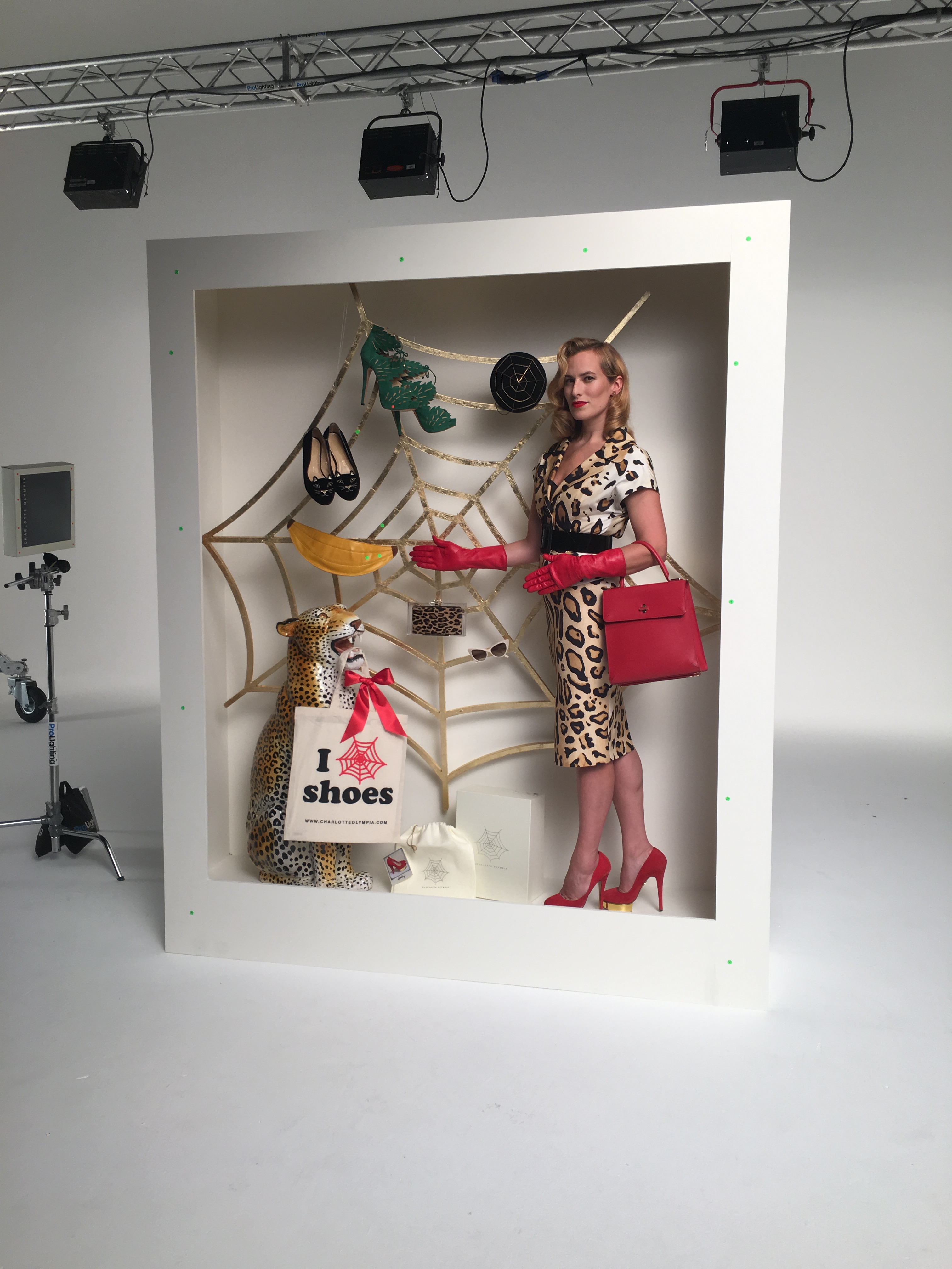 Charlotte Olympia's Collaboration With Barbie