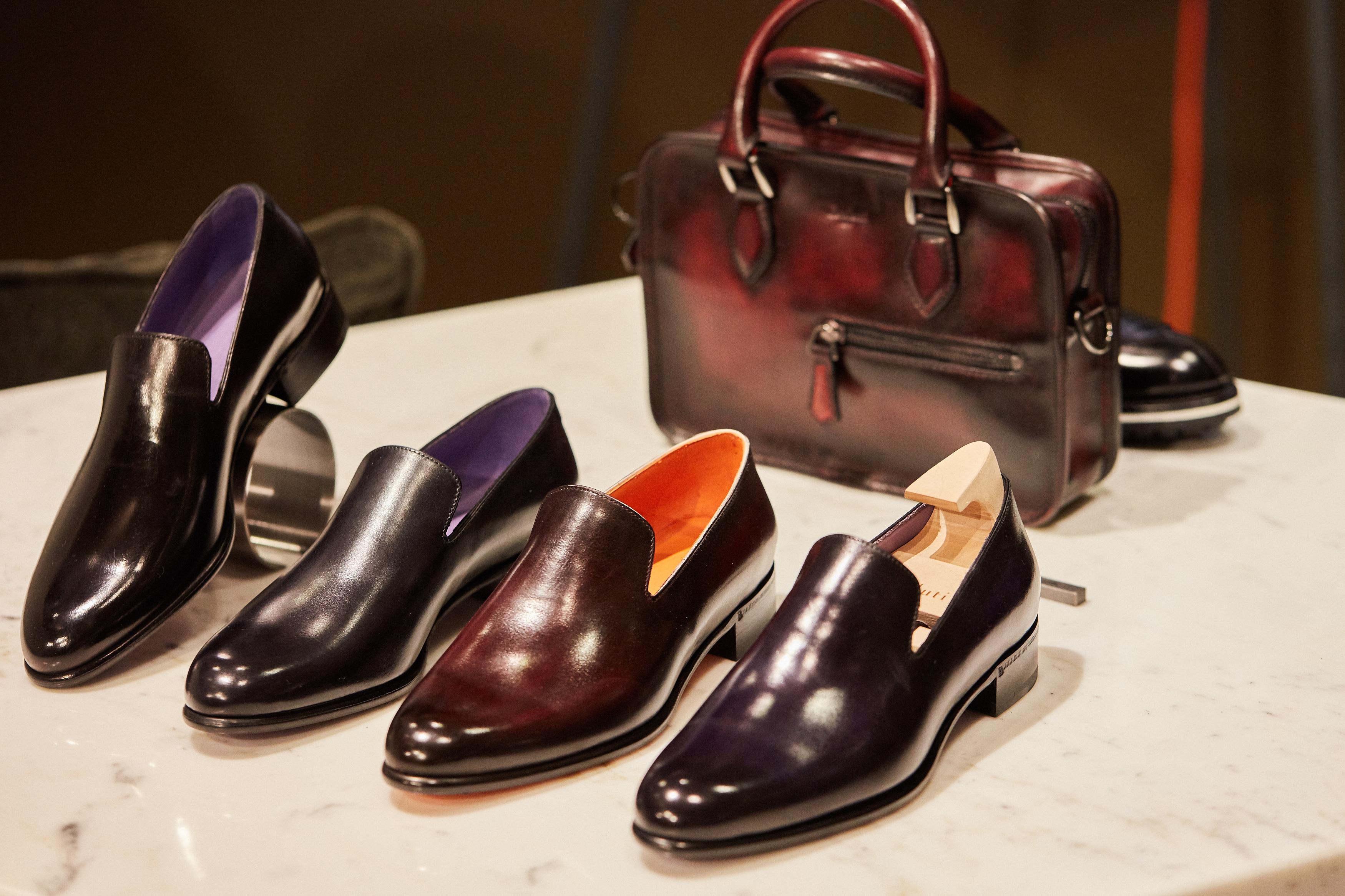 Shoe Capsule at Le Bon Marché – WWD