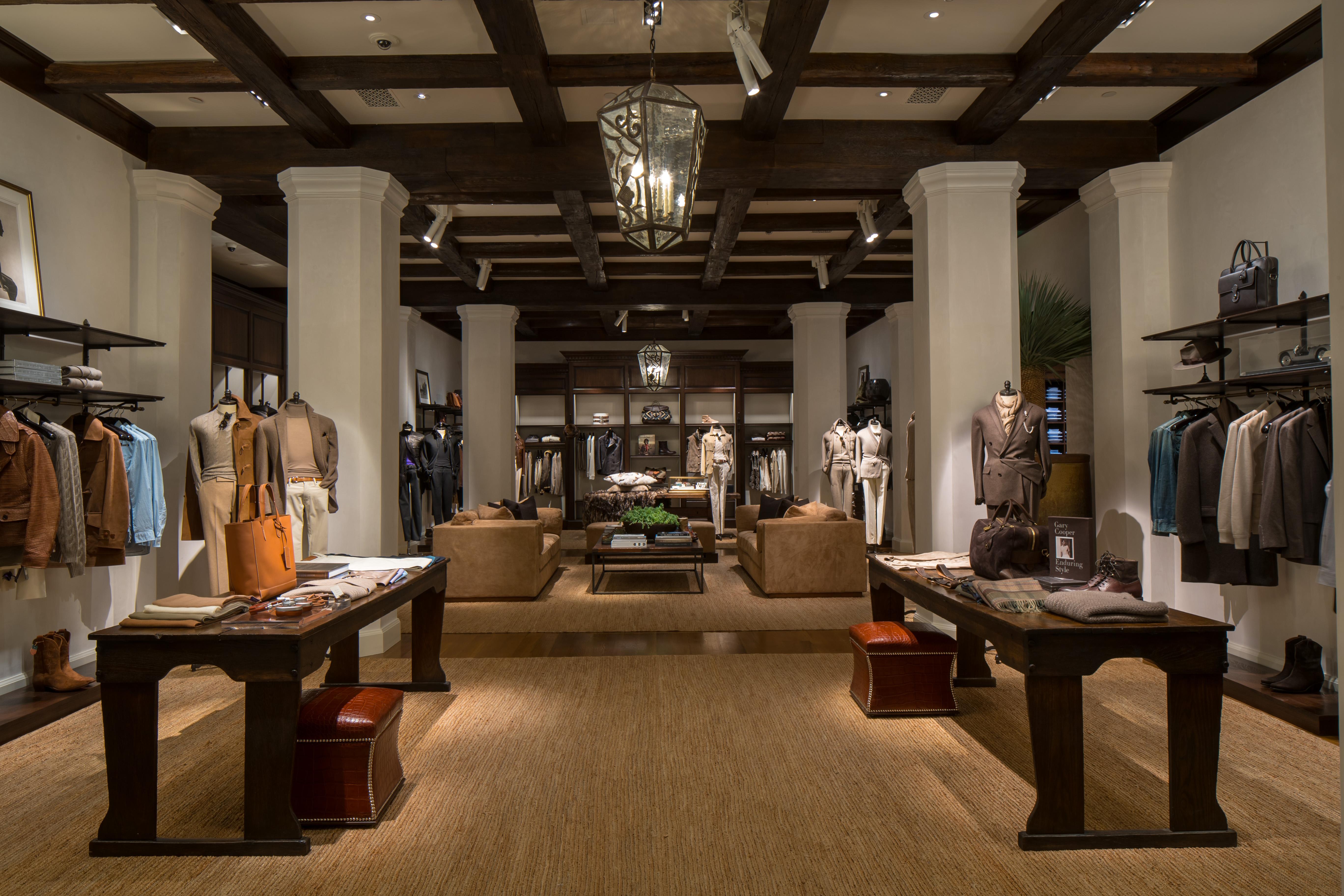 Ralph Lauren Beverly Hills