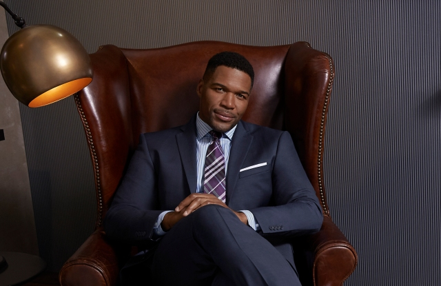Collection by Michael Strahan shoes are launching at J.C. Penney