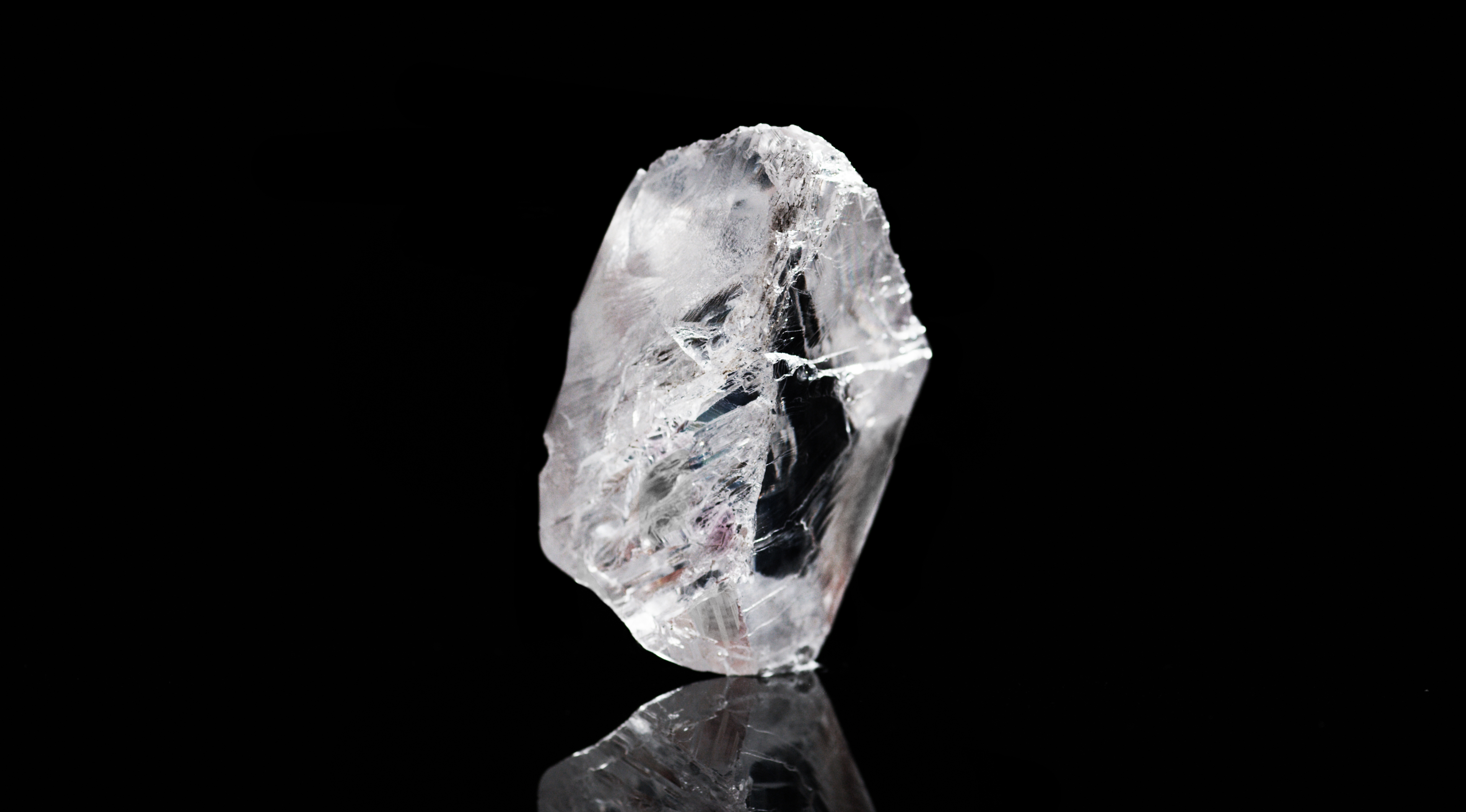 The 813-carat rough diamond dubbed The Constellation