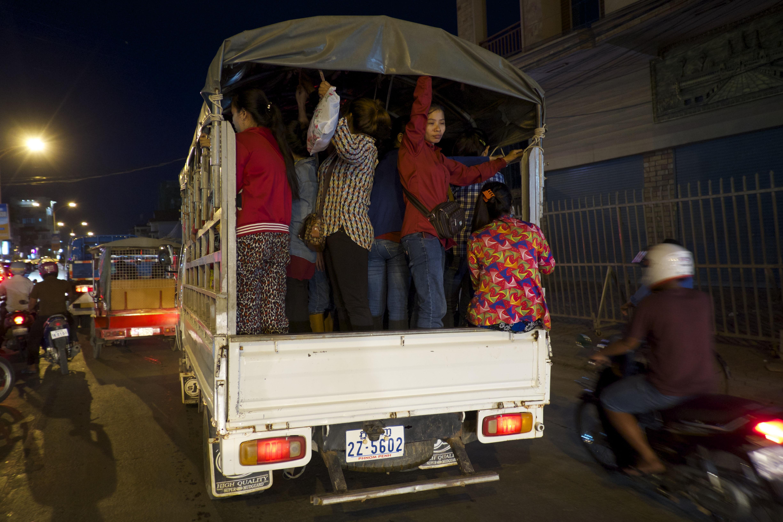 Worker transportation safety