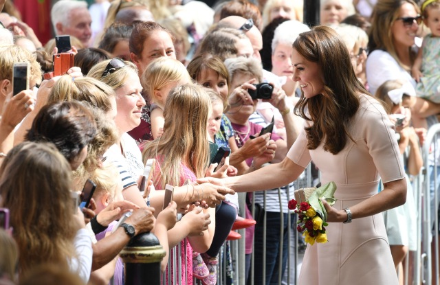 Duchess of Cambridge Lela Rose