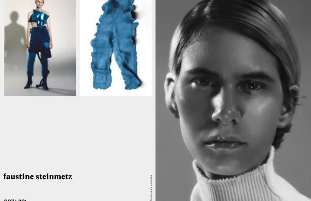 Faustine Steinmetz #007 campaign