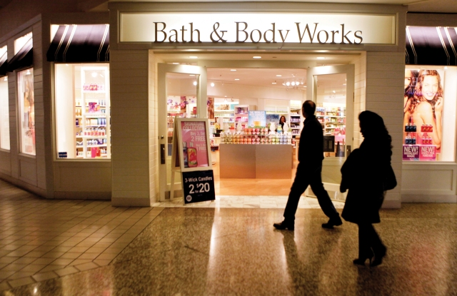 Bath & Body Works has steadily siphoned fragrance business.