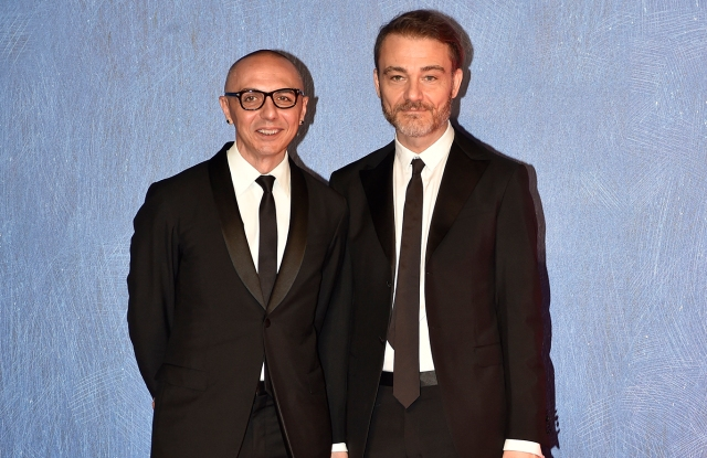 'Franca: Chaos and Creation' film premiere at the 2016 Venice Film Festival