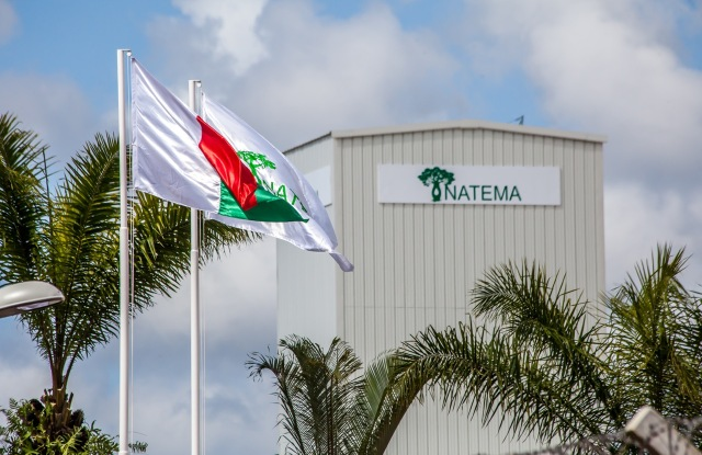 The new NATEMA natural ingredients processing plant