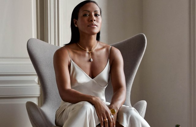 Cecilia Braekhus for the new Georg Jensen campaign.