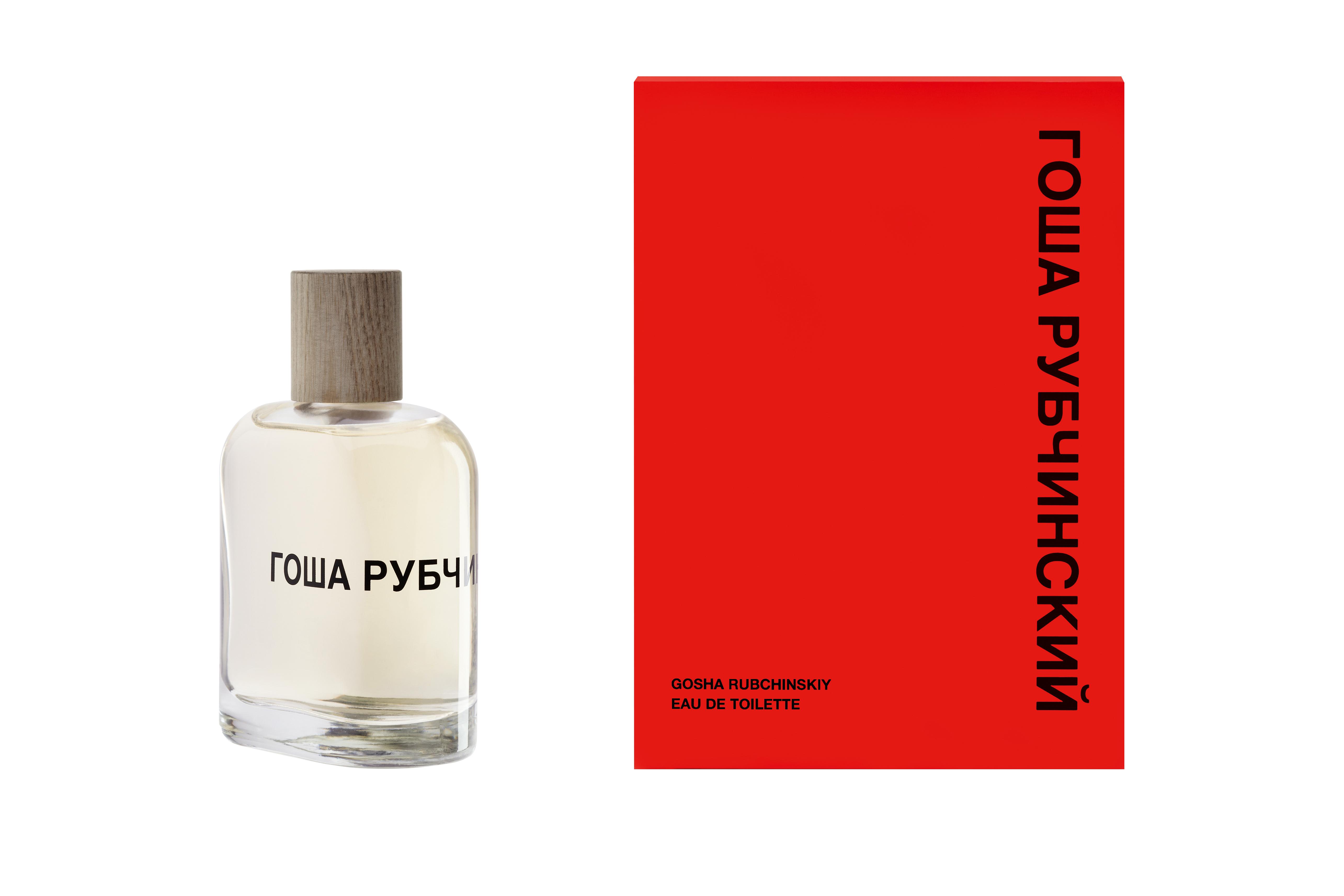 The new fragrance by Gosha Rubchinskiy.