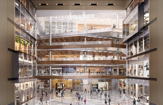 Hudson Yards' The Great Room
