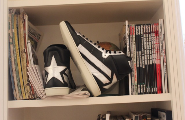 Sneakers from LSWOP.