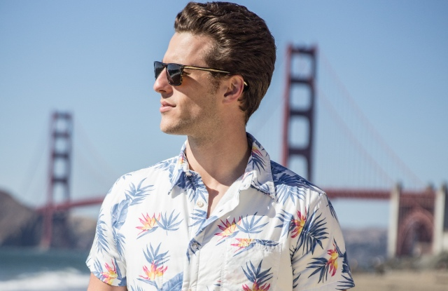 California Cowboy's High Water shirt
