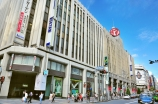 The Isetan Shinjuku store in Tokyo