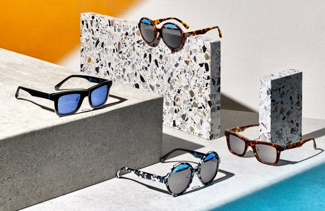 Italia Independent and Adidas Originals Limited Eyewear Limited Edition