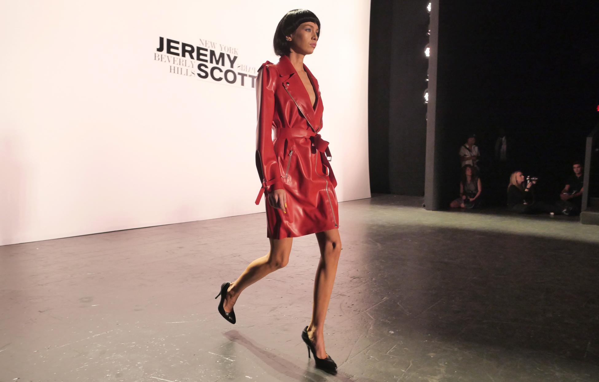 Jeremy Scott RTW Spring 2017